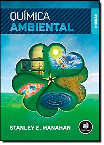 Química Ambiental, livro de Stanley E Manahan