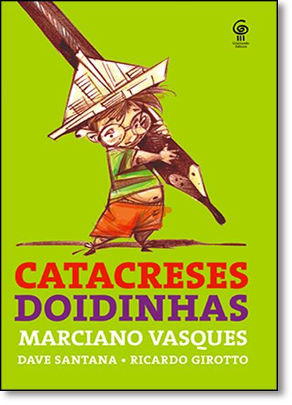 Catacreses Doidinhas, livro de Marciano Vasques