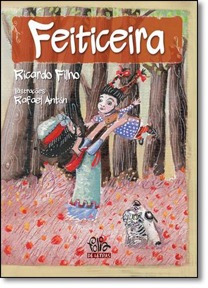 Feiticeira, livro de Ricardo Filho
