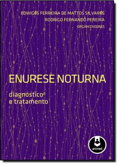 Enurese Noturna, livro de Rodrigo Fernando Pereira