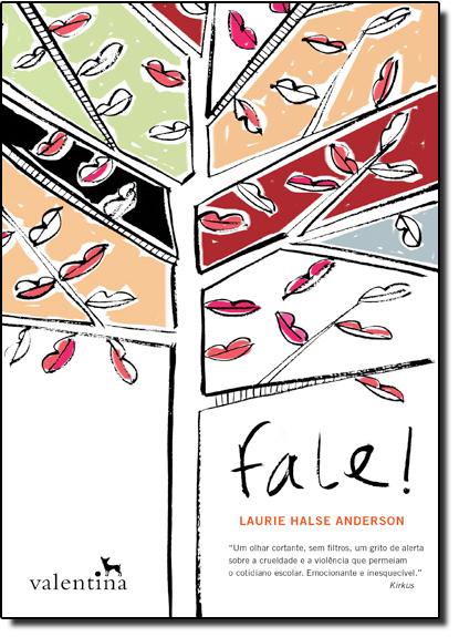 Fale!, livro de Laurie Halse Anderson