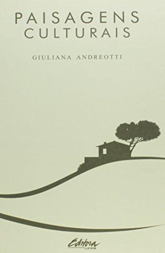 Paisagens culturais, livro de Giuliana Andreotti