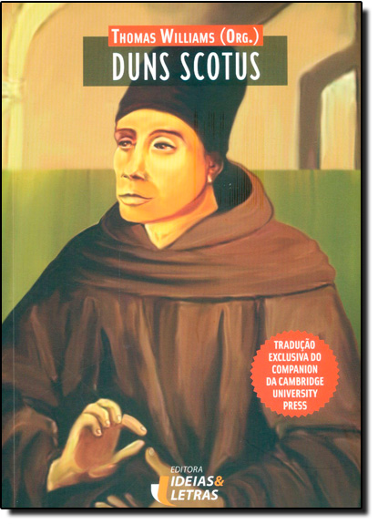 Duns Scotus, livro de Thomas Williams