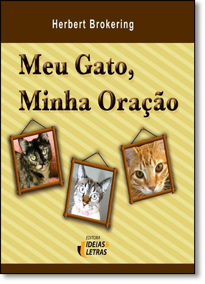 Meu Gato, Minha Oração, livro de Herbert Brokering