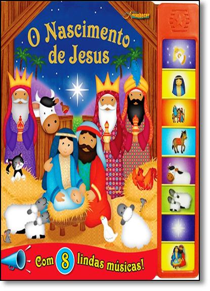 Nascimento de Jesus, O, livro de Editora Vale das Letras