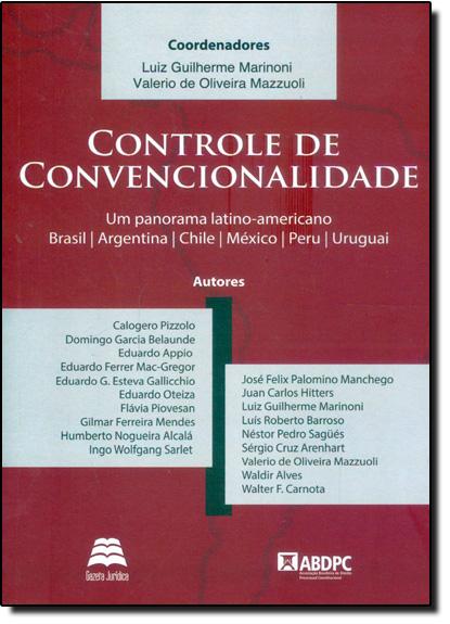 Controle de Convencionalidade, livro de Luiz Guilherme Marinoni