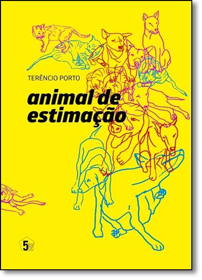 Animal de Estimação, livro de Terêncio Porto