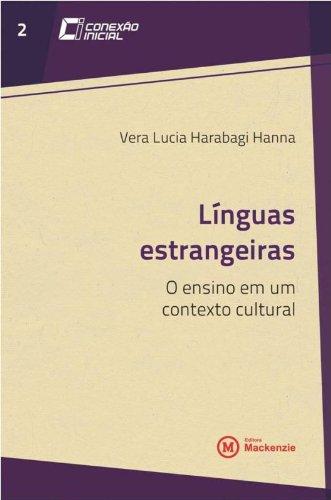 Línguas estrangeiras, livro de Vera Lucia Harabagi Hanna