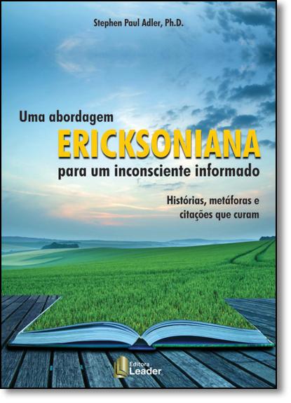 Abordagem Ericksoniana, Uma, livro de Stephen Paul Adler