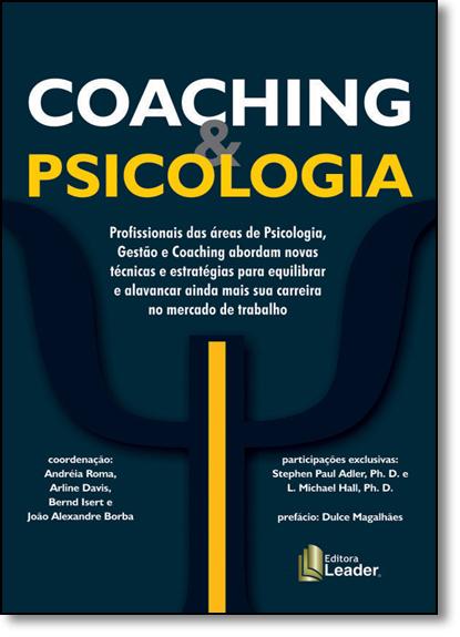 Coaching & Psicologia, livro de Andréia Roma