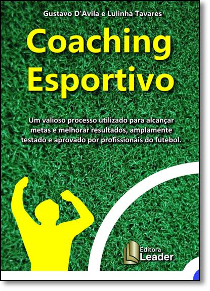 Coaching Esportivo, livro de Gustavo D. Ávila