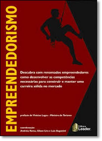 Empreendedorismo, livro de Andréia Roma
