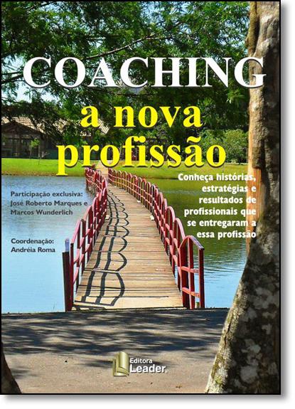 Coaching a Nova Profissão, livro de Andréia Roma