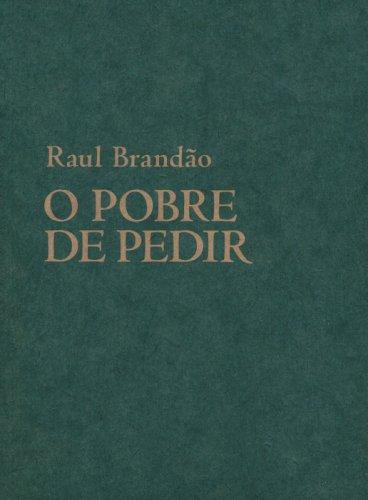 O pobre de pedir, livro de Raul Brandão