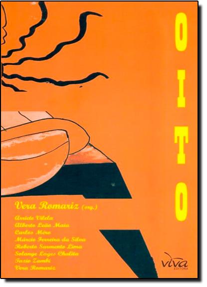 Oito Narrativas, livro de Vera Romariz