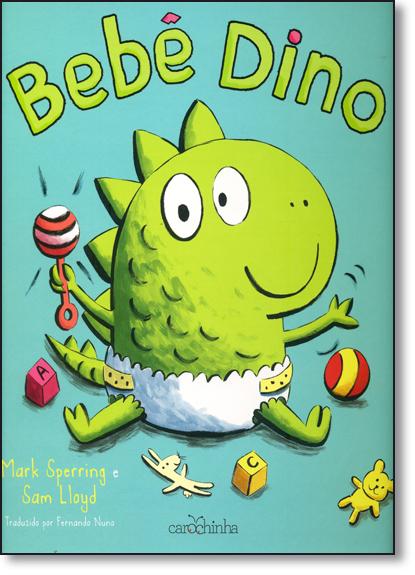 Bebê Dino, livro de Mark Sperring
