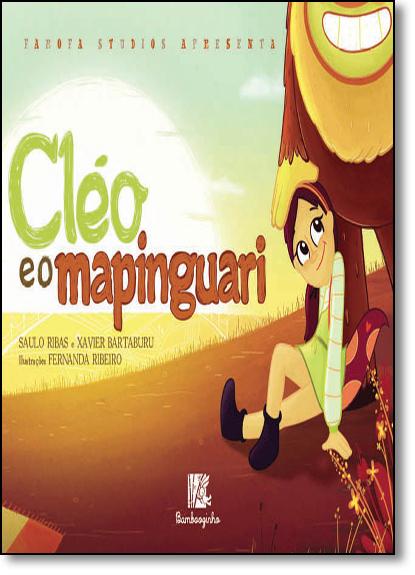 Cléo e o Mapinguari, livro de Saulo Ribas