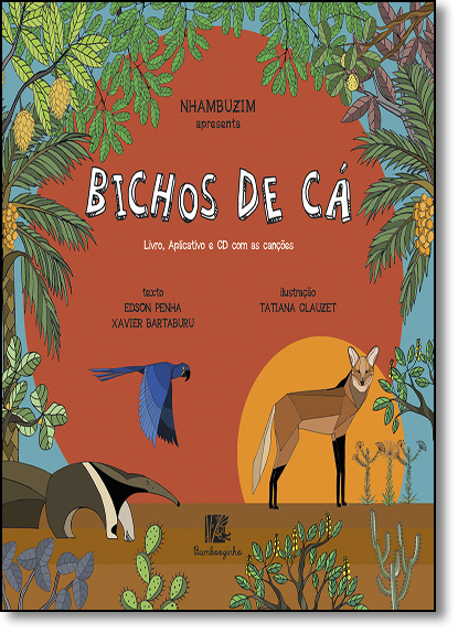 Bichos de Cá, livro de Edson Penha