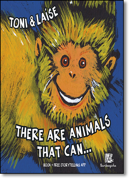 There are Animals That Can..., livro de Toni#