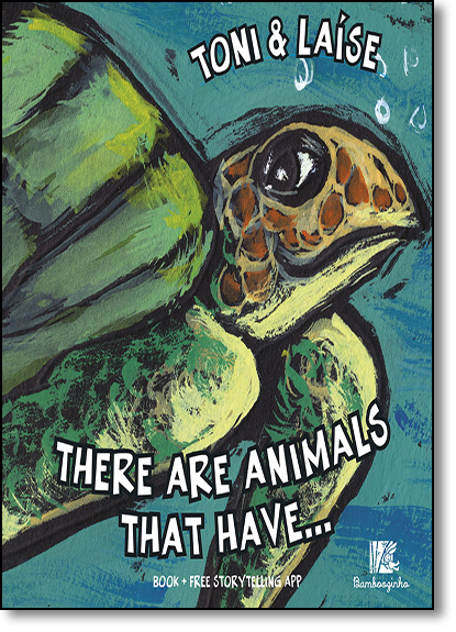 There are Animals That Have..., livro de Toni#