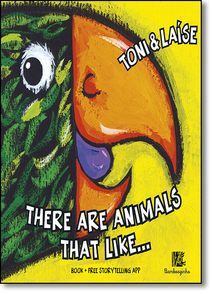 There are Animals That Like..., livro de Toni#