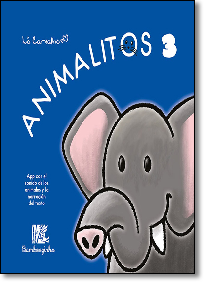 Animalitos 3 - Colección Animalitos, livro de Lô Carvalho