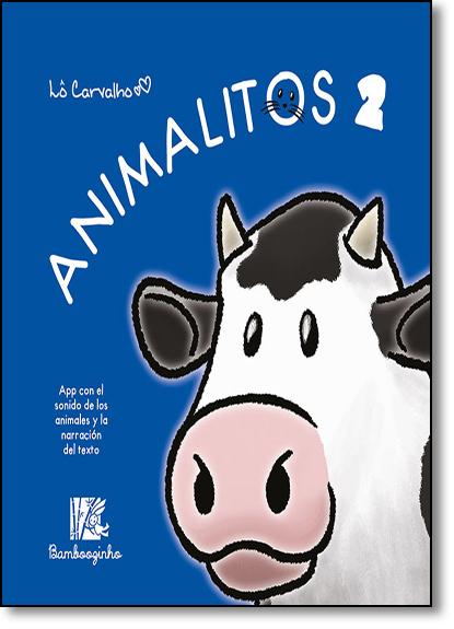 Animalitos 2 - Colección Animalitos, livro de Lô Carvalho