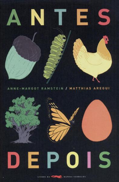 Antes Depois, livro de Anne-Margot Ramstein, Matthias Aregui