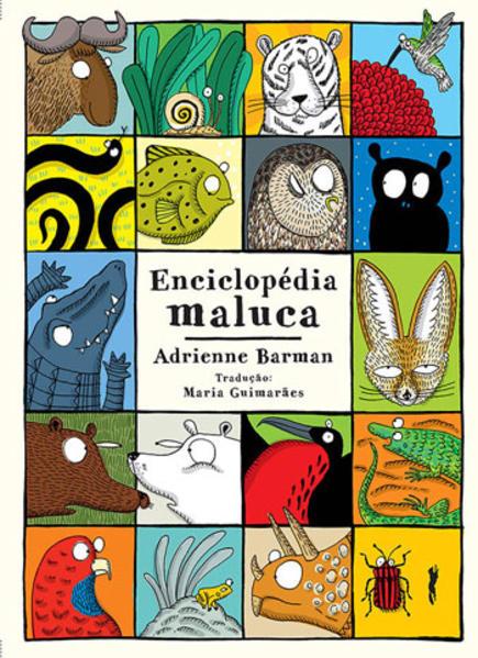 Enciclopédia maluca, livro de Adrienne Barman