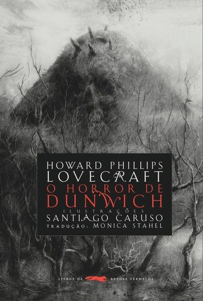 O horror de Dunwich, livro de Howard Phillips Lovecraft