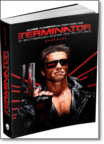 Exterminador do Futuro, O - Classic Edition, livro de James Cameron