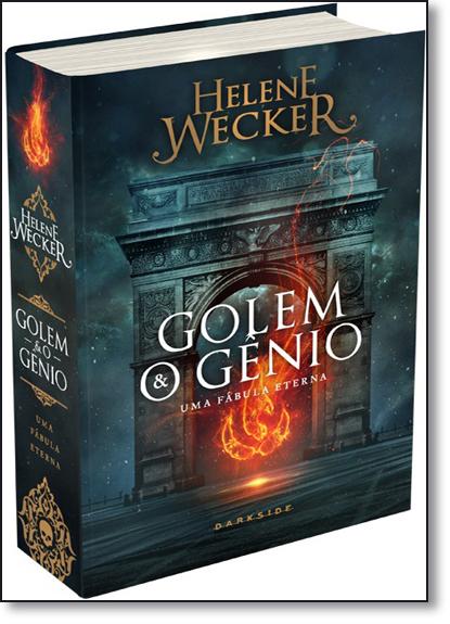 Golem e o Gênio, livro de Helene Wecker