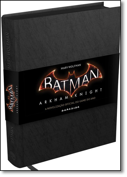Batman: Arkham Knight, livro de Marv Wolfman