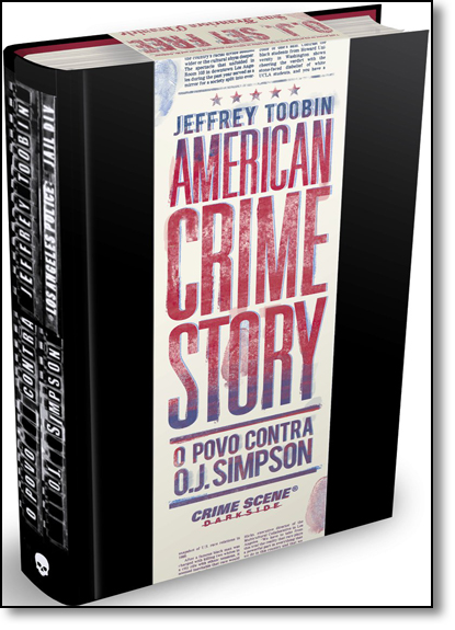 American Crime Story: O Povo Contra O. J. Simpson, livro de Jeffrey Toobin
