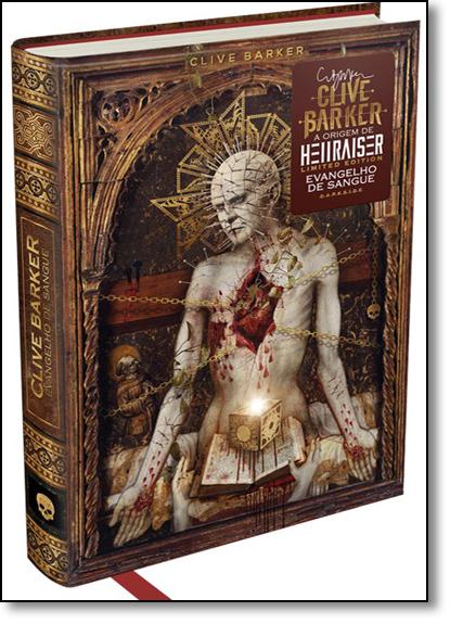 Evangelho de Sangue, livro de Clive Barker