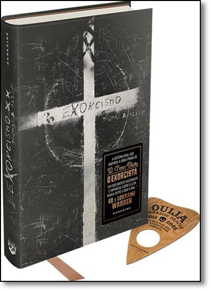 Exorcismo: A História Real que Inspirou a Obra-prima de W. Peter Blatty - O Exorcista, livro de Thomas B. Allen