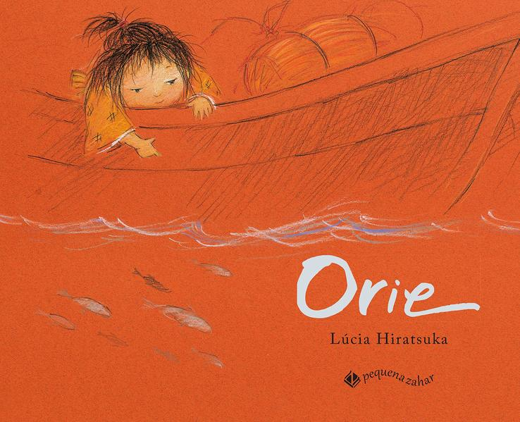 Orie, livro de Lúcia Hiratsuka