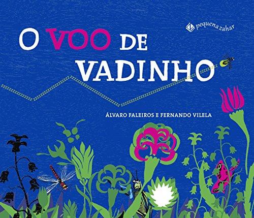 O Voo de Vadinho, livro de Fernando Vilela ,