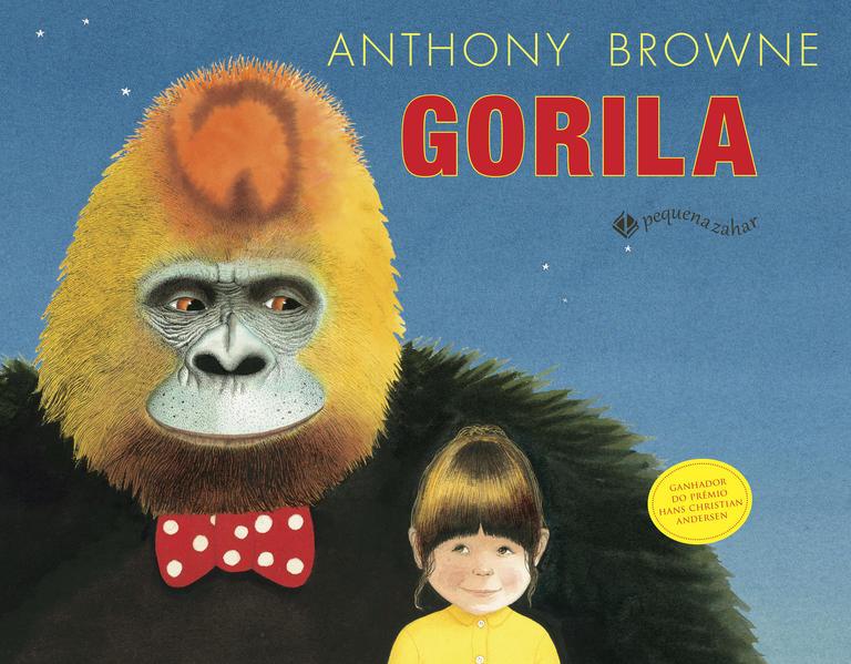 Gorila, livro de Anthony Browne