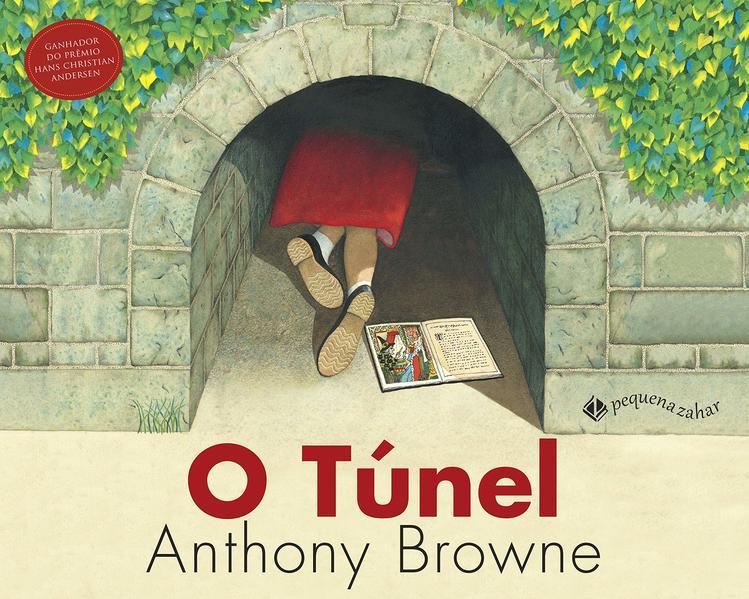 Túnel, O, livro de Anthony Browne