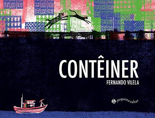 Contêiner, livro de Fernando Vilela