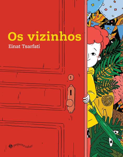 Os vizinhos, livro de Einat Tsarfati