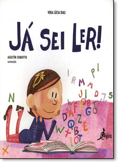 Já Sei Ler!, livro de Vera Lúcia Dias