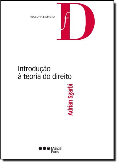 Introdução à Teoria do Direito, livro de Adrian Sgarbi