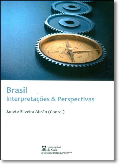 Brasil: Interpretações & Perspectivas, livro de Janete Silveira Abrão