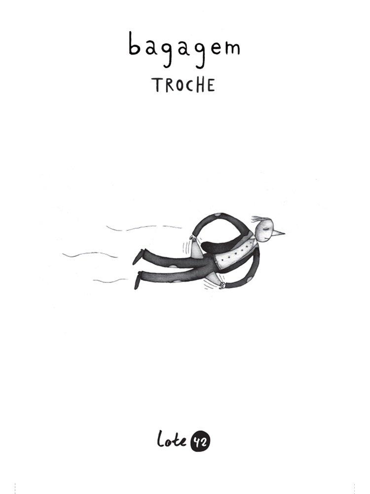Bagagem, livro de Gervasio Troche