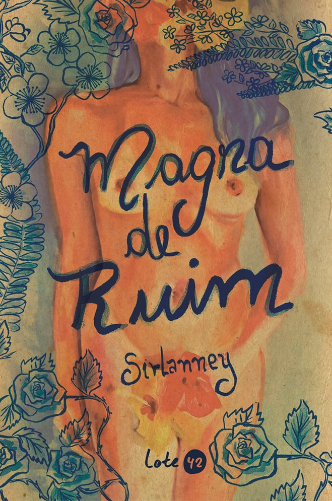 Magra de Ruim, livro de Sirlanney Nogueira
