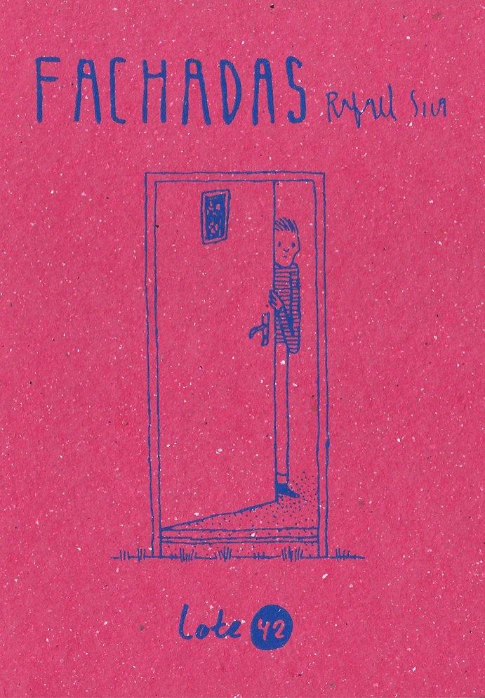 Fachadas, livro de Rafael Sica