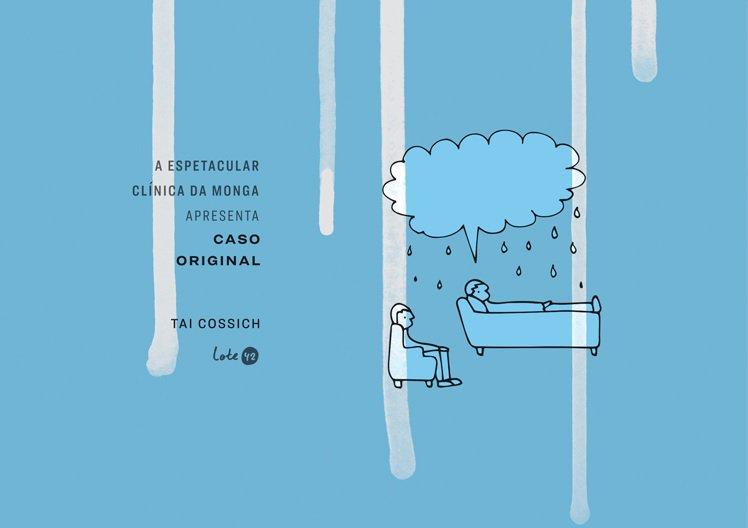 A Espetacular Clínica da Monga Apresenta: Caso Original, livro de Tai Cossich