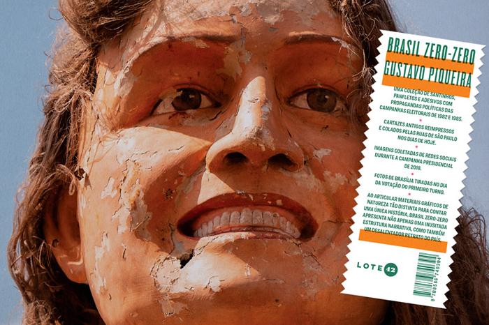 Brasil Zero-Zero, livro de Gustavo Piqueira